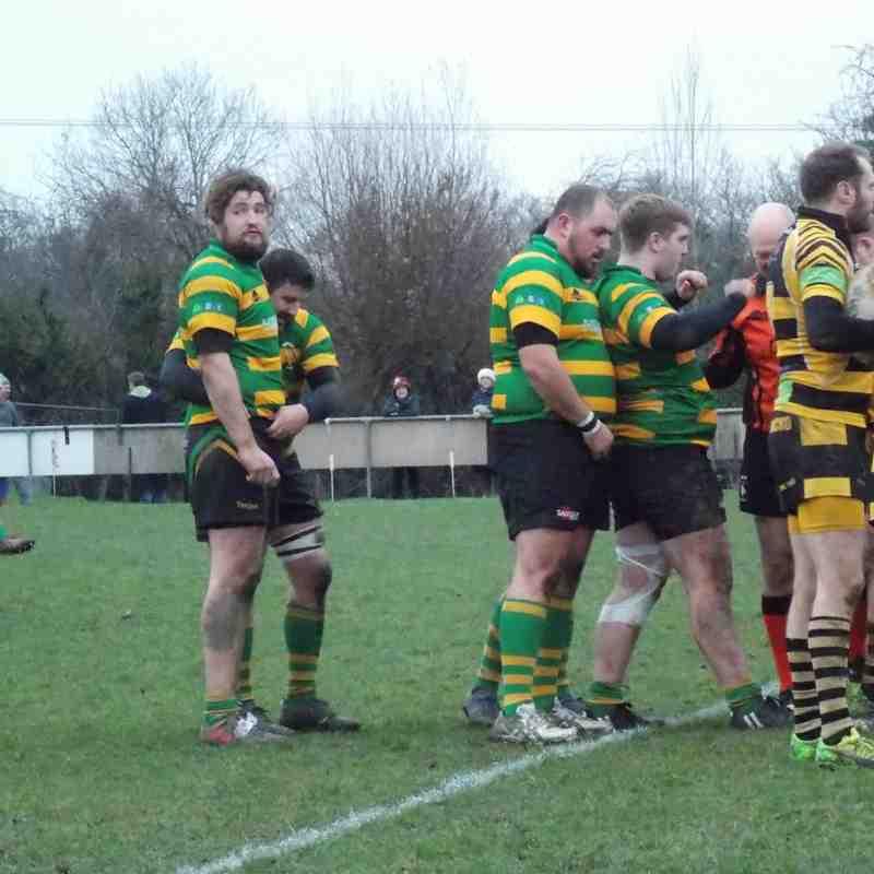 Crusaders vs Ely Tigers - 05/01/19
