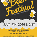 Crusaders Beer Festival & Fun Day