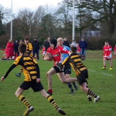 U14's Whitchurch vs Stafford At Home 28 January 2018