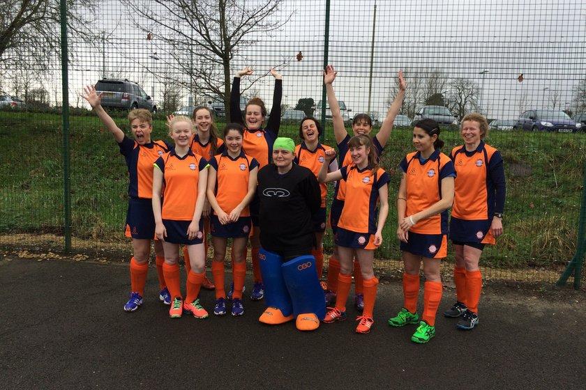 Ladies 2's beat Maidenhead 4's 5-1