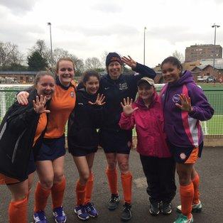 Ladies 2's defeat South Berks 3's