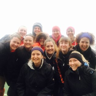 P&R Ladies 1's 1 - 2 South Berks