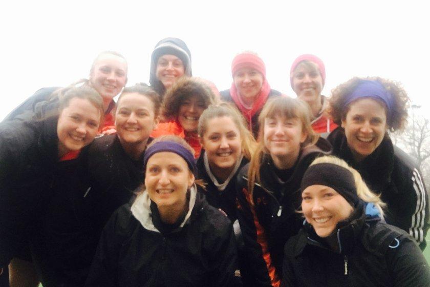 Ladies 1s lose to Newbury and Thatcham Ladies 1s  2 - 0