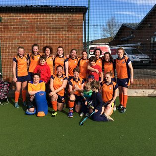 Preseason game ends in defeat for Ladies 2's