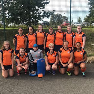 Ladies 2's beat Bicester to stay 3rd