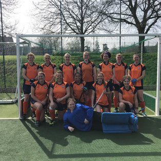 Ladies 2's squeak a win over Wallingford