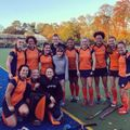 Ladies 1s beat Oxford Ladies 4's 2 - 3