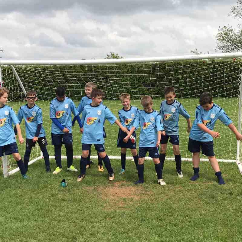 Bloxham Under 10s Rangers 2017/18