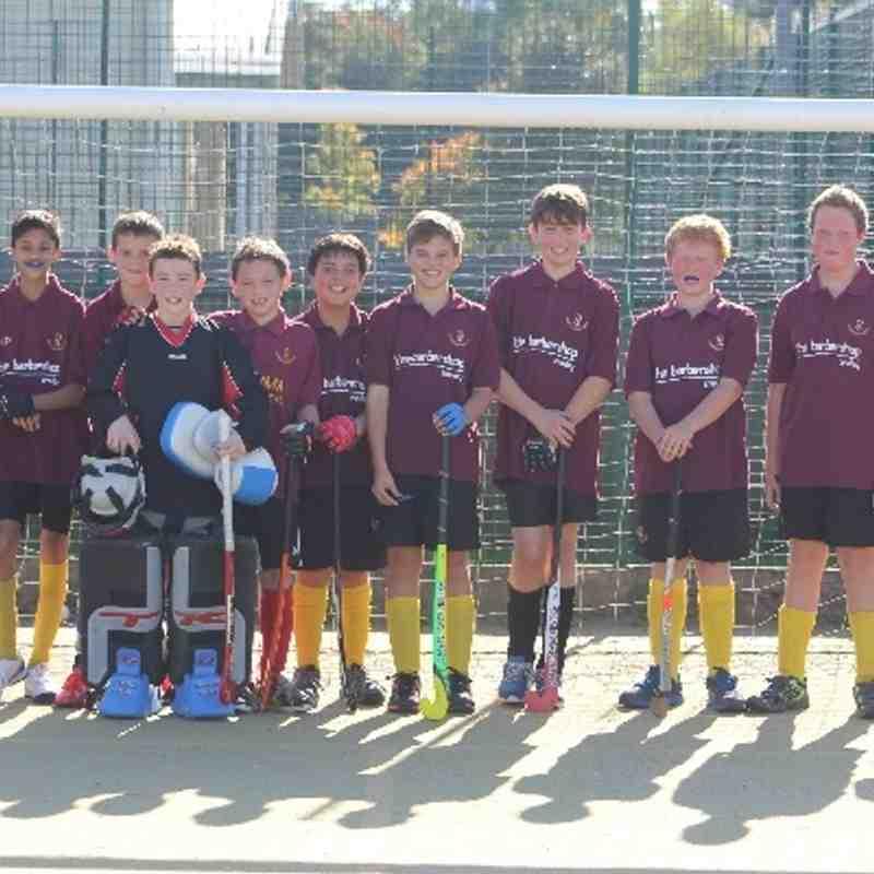 U12 Boys October 2013
