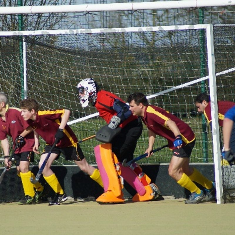 Bishop Stortford 3 vs. Rickmansworth Hockey Club