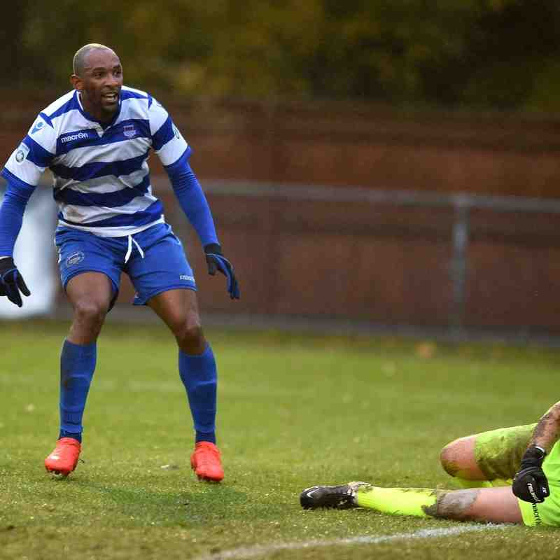 Bishops Stortford - League (H) - 12th November 2016