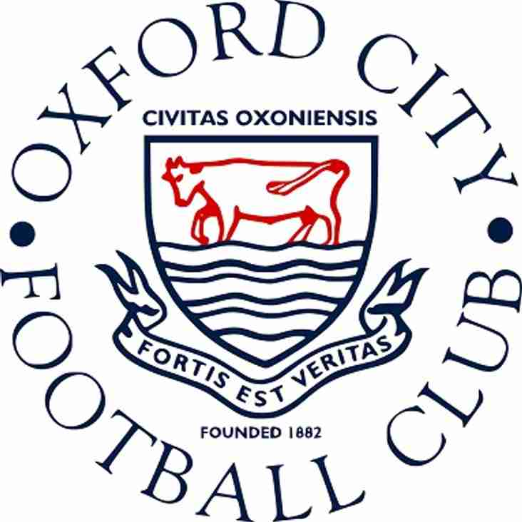 New Players Wanted for Oxford City FC Teams