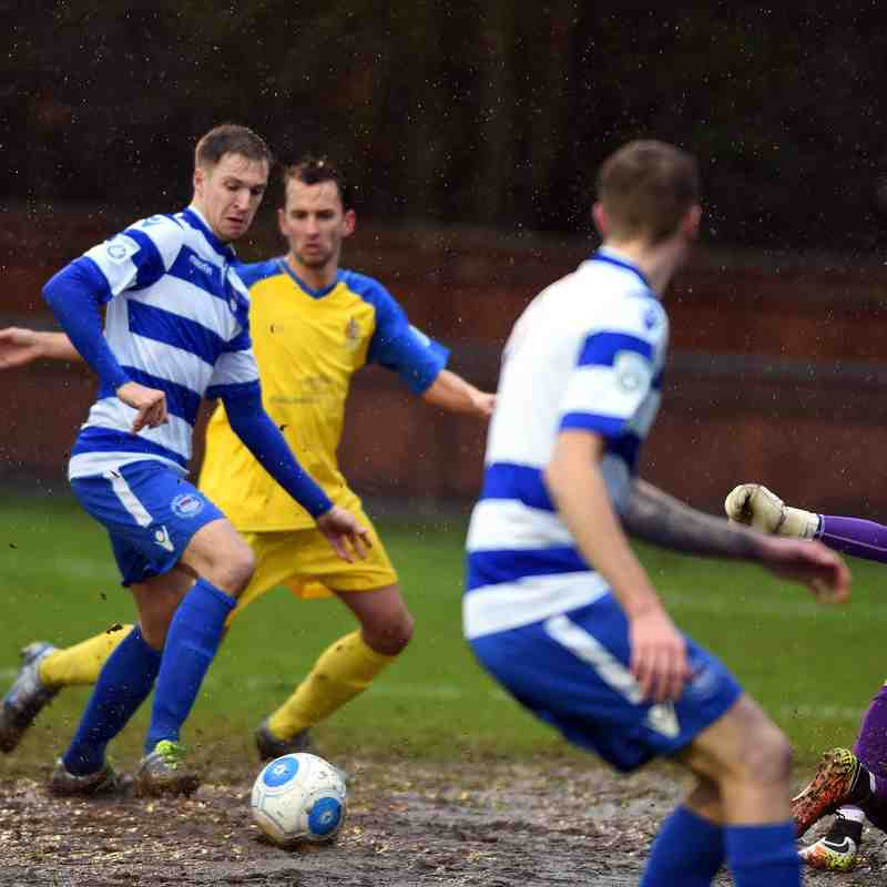 St Albans - League (H) - 1st January 2017