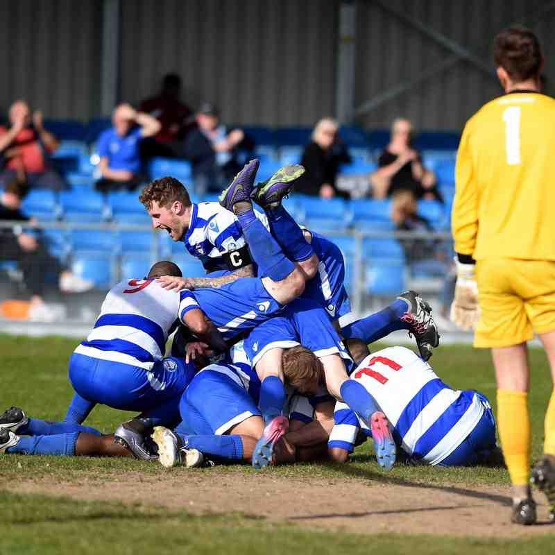 Chelmsford City - League (H) - 15th April 2017