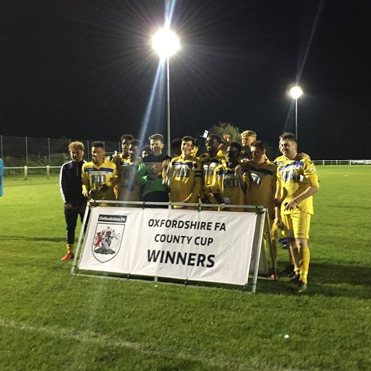 Cup Success for Nomads Development!<
