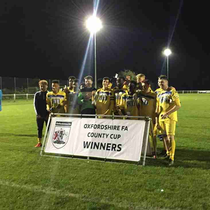 Cup Success for Nomads Development!