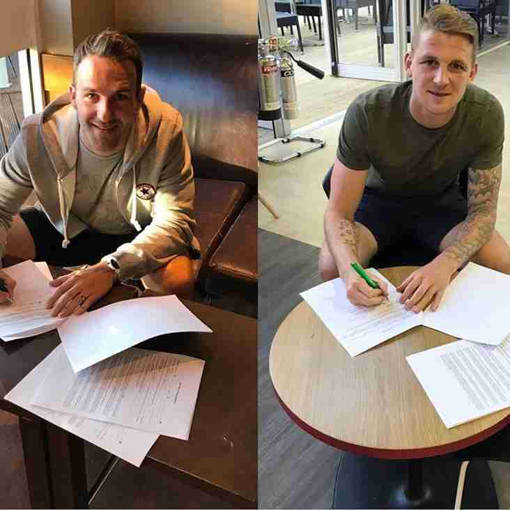 Bennett & Oastler signed