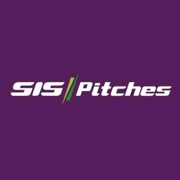 SIS Pitches Announced as Main Club Partner