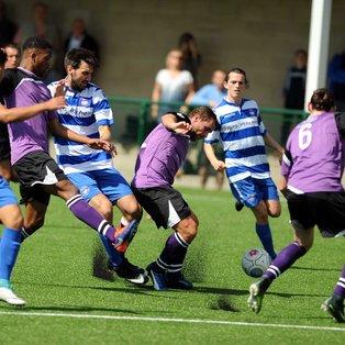 Report - Oxford City 2-3 St Albans City