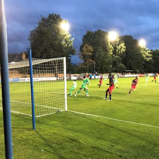 Report - Hampton & Richmond Borough 1-0 Oxford City