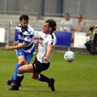 Report - Dartford 7-1 Oxford City