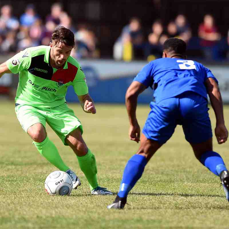 Chippenham Town - League (A) - 28th August 2017