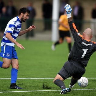 Report - Oxford City 3-3 East Thurrock United