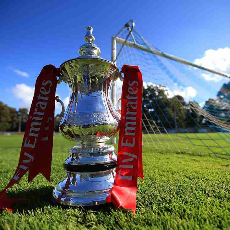 FA Cup - Cray Valley (PM) at Home