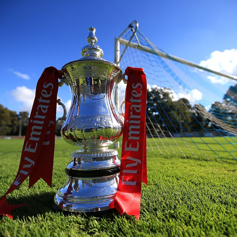 FA CUP - Leiston at Home