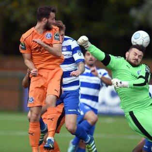 Report - Oxford City 4-2 Leiston