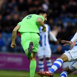 Report - Colchester United 0-1 Oxford City