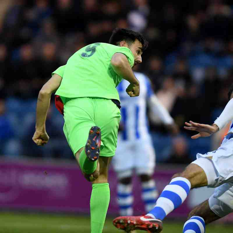Colchester United - FA Cup (A) - 5th November 2017