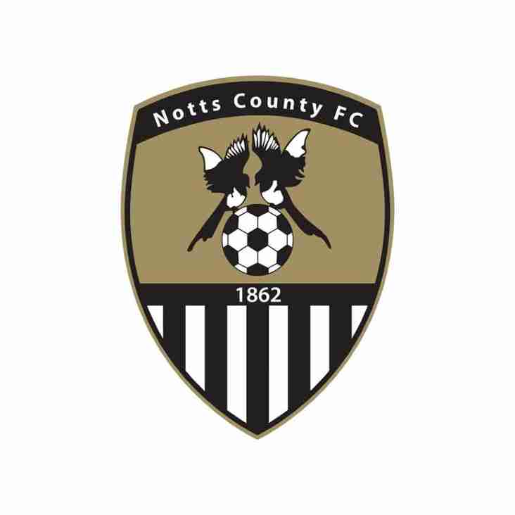 FA Cup - Notts County (A)