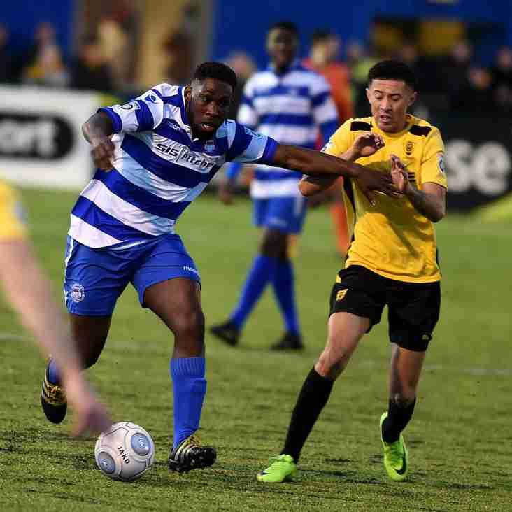 Tuesday Football - Gloucester City vs Oxford City