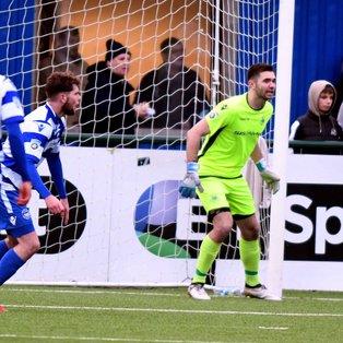 Report - Oxford City 0-1 Whitehawk
