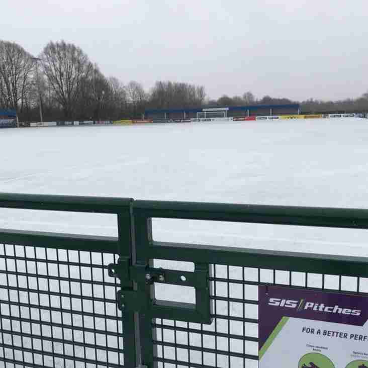 Marsh Lane Snow Update