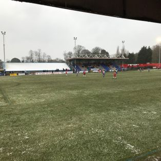 Report - Welling United 1-3 Oxford City