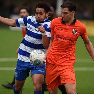 Report - Oxford City 0-2 Dartford