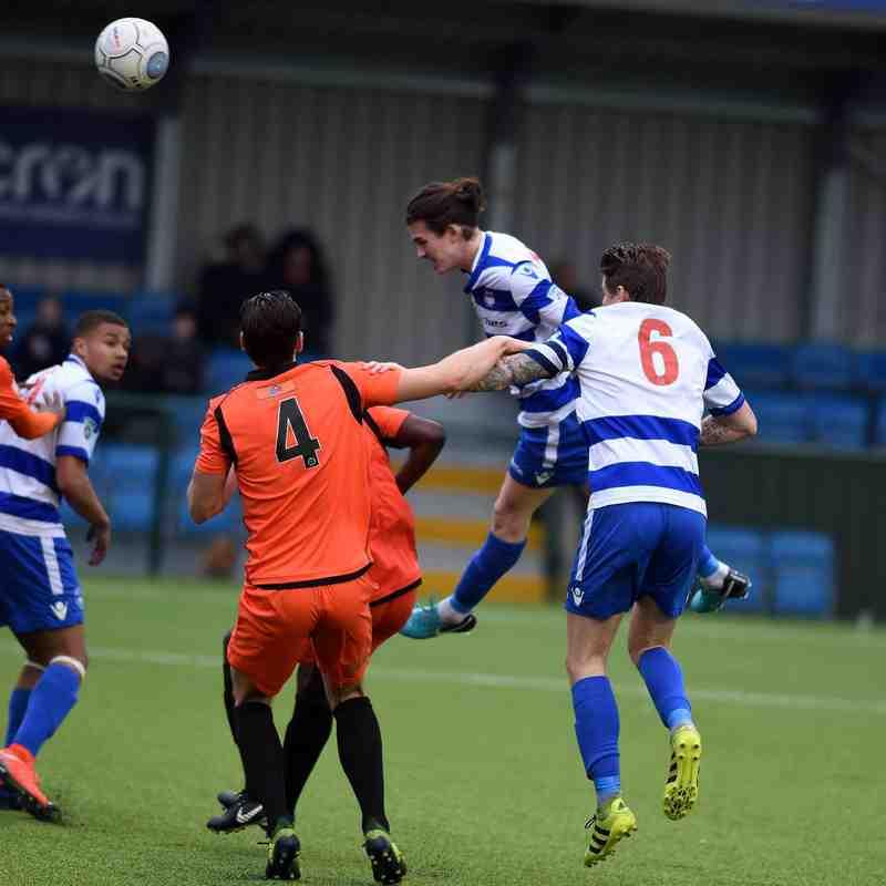 Dartford - League (H) - 24/3/18