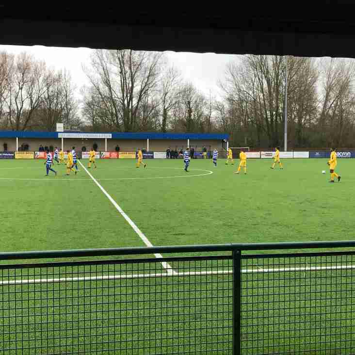 Nomads Edge Out Highmoor