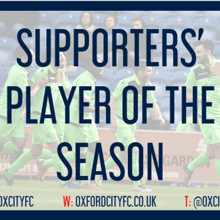 Supporters' Player of the Season