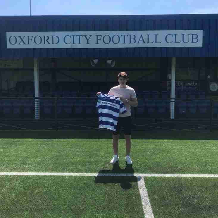 Ashby Signs for City