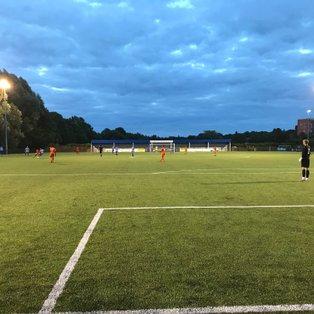 Report - Oxford City 3-0 Luton Town XI