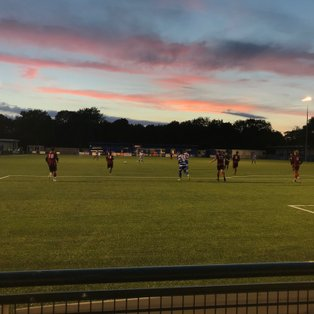 Report - Oxford City 5-0 Thame United
