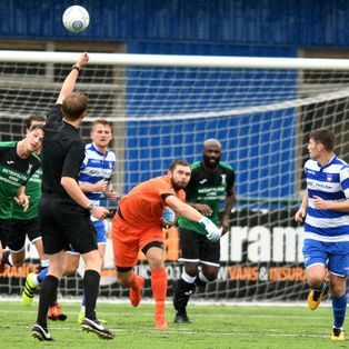 Report - Oxford City 5-0 Cray Valley (PM)
