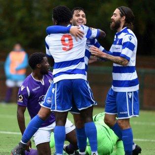 Report - Oxford City 4-1 Dartford
