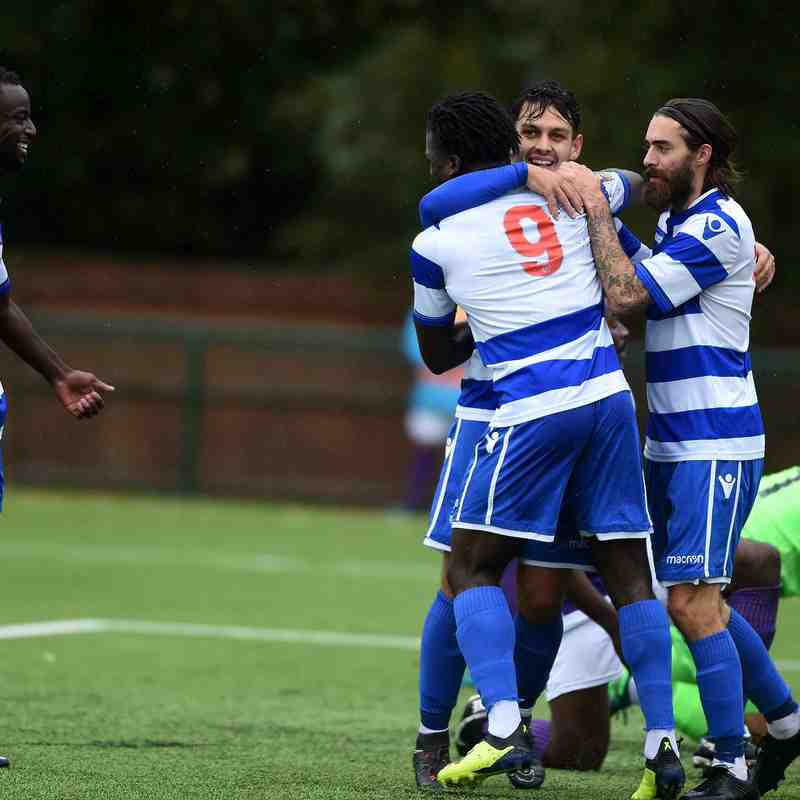 Dartford - FA Cup (H) - 06/10/18
