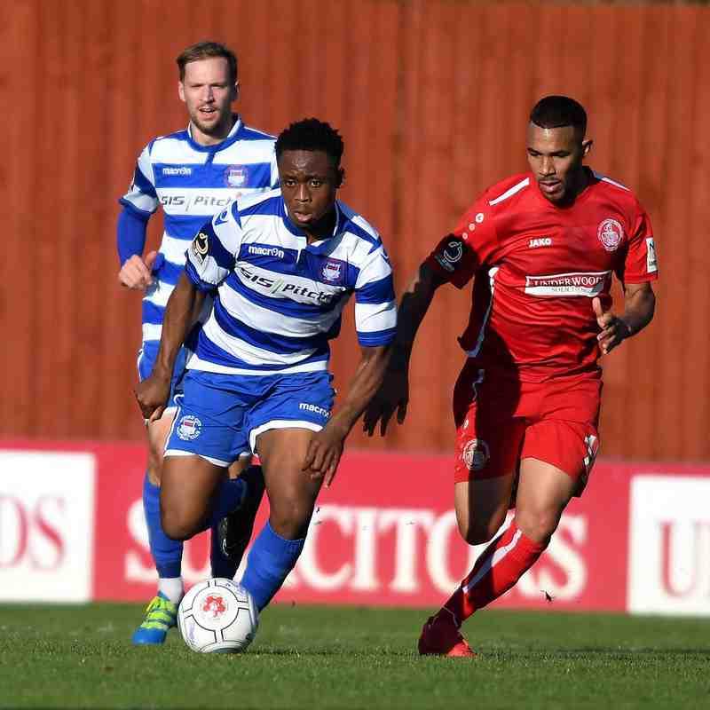Hemel Hempstead - FA Cup (A) - 20/10/2018