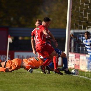 Report - Hemel Hempstead 1-1 Oxford City
