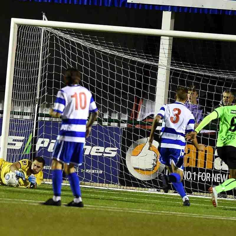 Hemel Hempstead - FA Cup Replay (H) - 23/10/2018